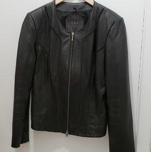 T&I Genuine leather L